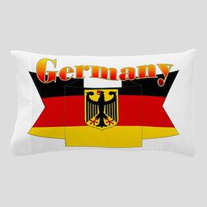 German COA ribbon Pillow Case