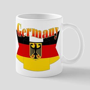 German COA ribbon Mug