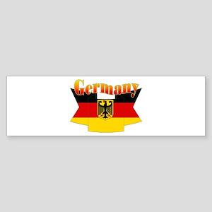 German COA ribbon Sticker (Bumper)