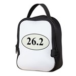 Marathon Runner 26.2 Neoprene Lunch Bag