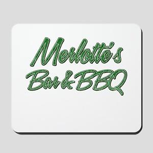 Vintage Merlottes Mousepad