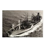USS GUADALUPE Postcards (Package of 8)