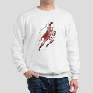 Swole Woman Sweatshirt