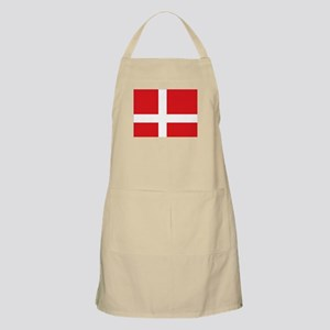 Denmark flag Apron