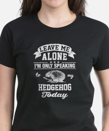Leave Me Alone I'm Only Speaking To My Hed T-Shirt