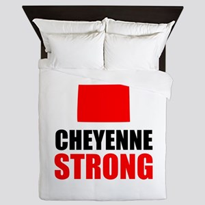 Cheyenne Strong Queen Duvet