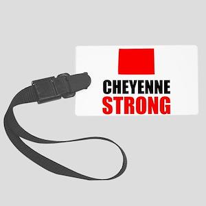 Cheyenne Strong Luggage Tag