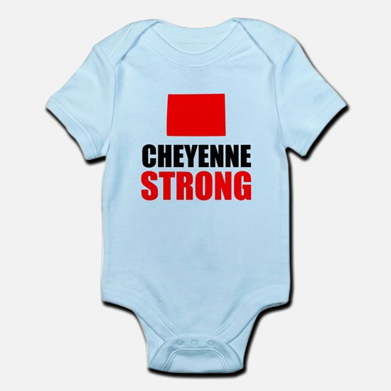 Cheyenne Strong Body Suit