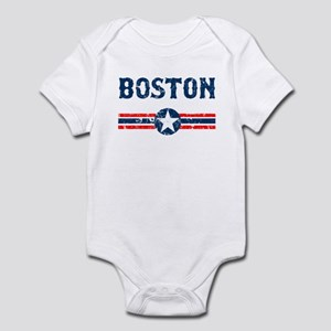 Boston USA Infant Bodysuit