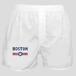 Boston USA Boxer Shorts