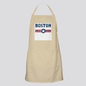 Boston USA BBQ Apron