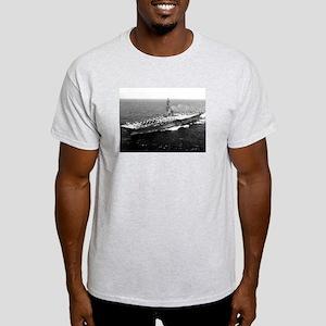 USS Yorktown Ship's Image Light T-Shirt