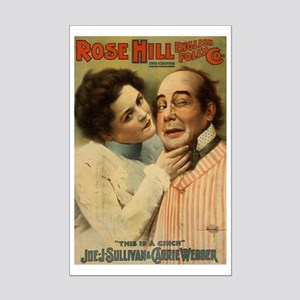 ROSE HILL poster 11x17
