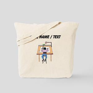 Custom Architect Tote Bag