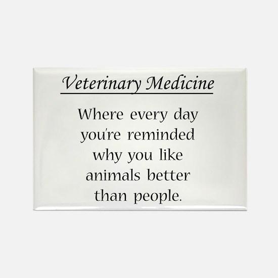 Vet Med: Animals Better Magnets