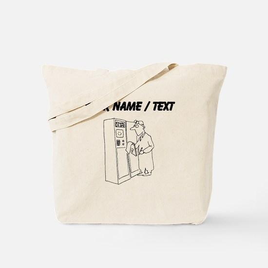 Custom Researcher Tote Bag