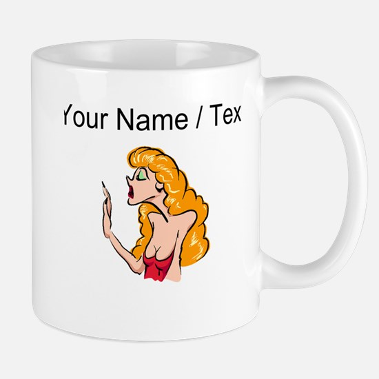 Custom Actress Mugs