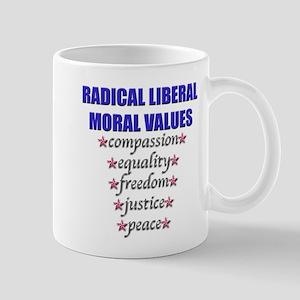 Liberal Values Mug