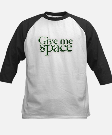 Give me space Kids Baseball Jersey