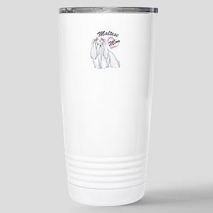 MALTESE MOM Travel Mug