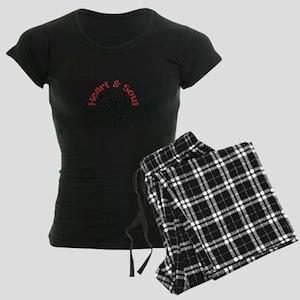 HEART AND SOUL Pajamas