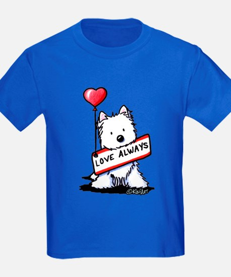 Love Always Westie T