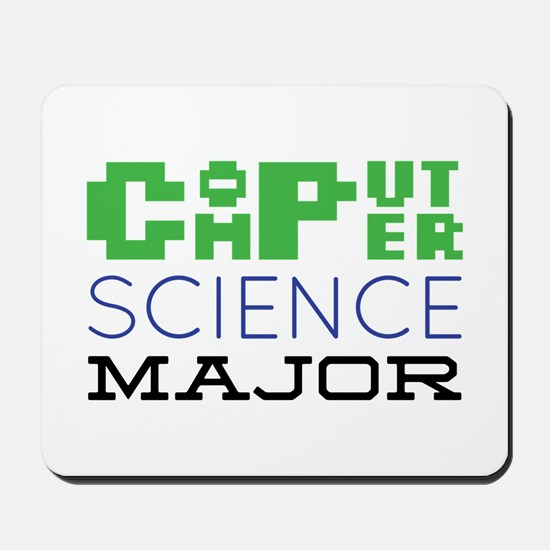 Computer Science Major Mousepad
