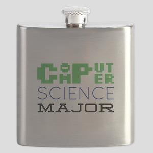 Computer Science Major Flask