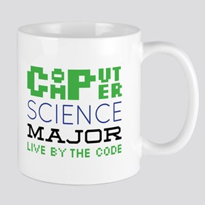 Live By The Code Mugs