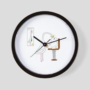Specialist Wall Clock