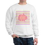 Personalizable Monogram Bunny Sweatshirt
