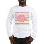 Personalizable Monogram Bunny Long Sleeve T-Shirt