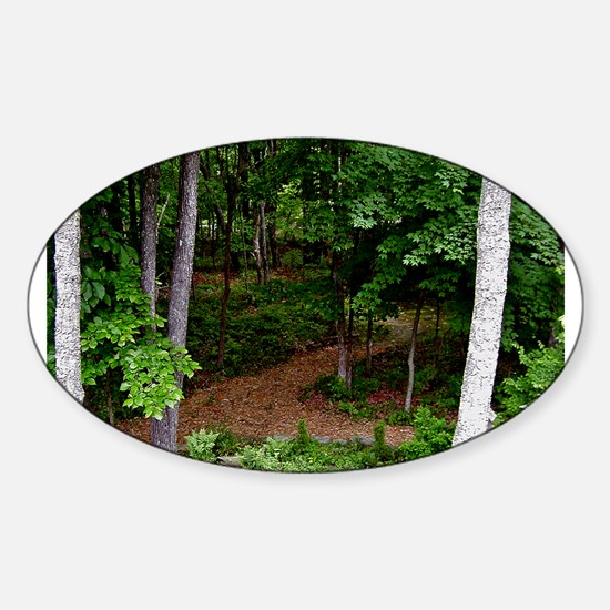 Cumberland Plateau Backyard Decal