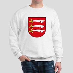 Essex County Coat of Arms Sweatshirt
