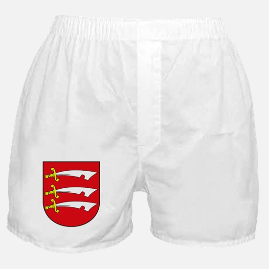 Essex County Coat of Arms Boxer Shorts