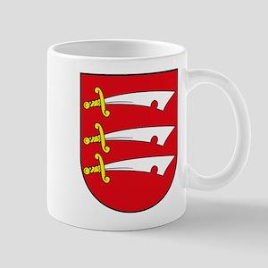 Essex County Coat of Arms Mug