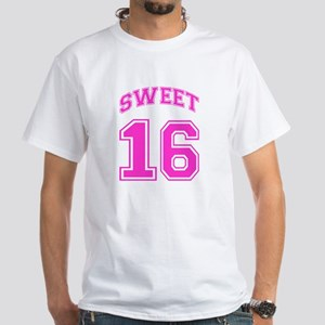 SWEET 16 White T-shirt
