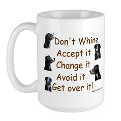 Original No Whining Large Mug