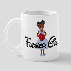 Tina's Flower Girl Mug