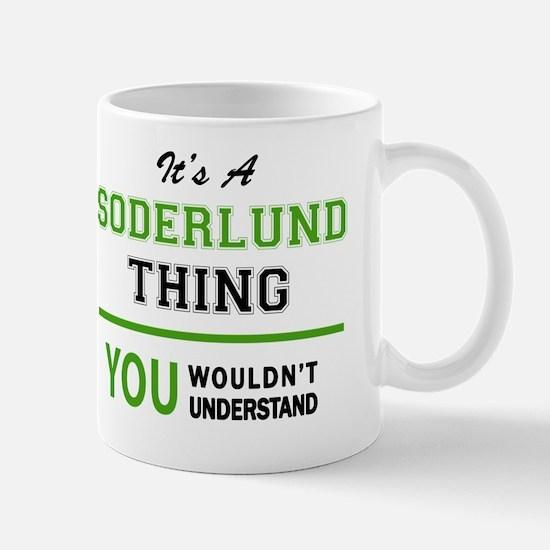 Cute Soderlund Mug