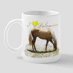 I Luv Palominos Mug