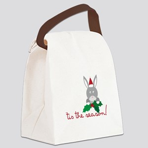 tis the season! Canvas Lunch Bag