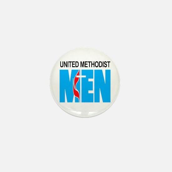 Unique Methodist Mini Button