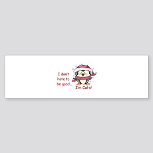 Chilly Willy Penguin Car Accessories - CafePress