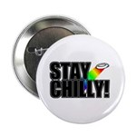 "Stay Chilly! 2.25"" Button (100 pack)"
