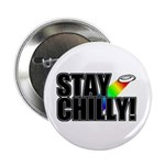 "Stay Chilly! 2.25"" Button (10 pack)"