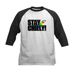 Stay Chilly! Kids Baseball Jersey