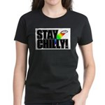 Stay Chilly! Women's Dark T-Shirt