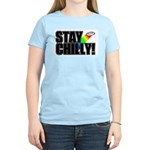 Stay Chilly! Women's Light T-Shirt