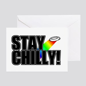 Stay Chilly! Greeting Cards (Pk of 10)